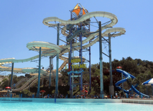 Water Parks in Southern California, Raging Waters