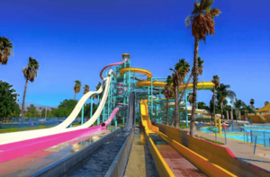 Water Parks in Southern California, Splash Kingdom
