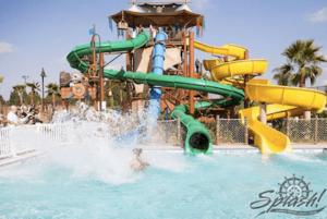 Water Parks in Southern California, Splash! La Mirada